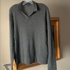 James Perse cashmere sweater size 1/s